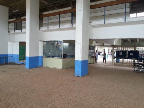 Facilities at Sihanoukville Train Station