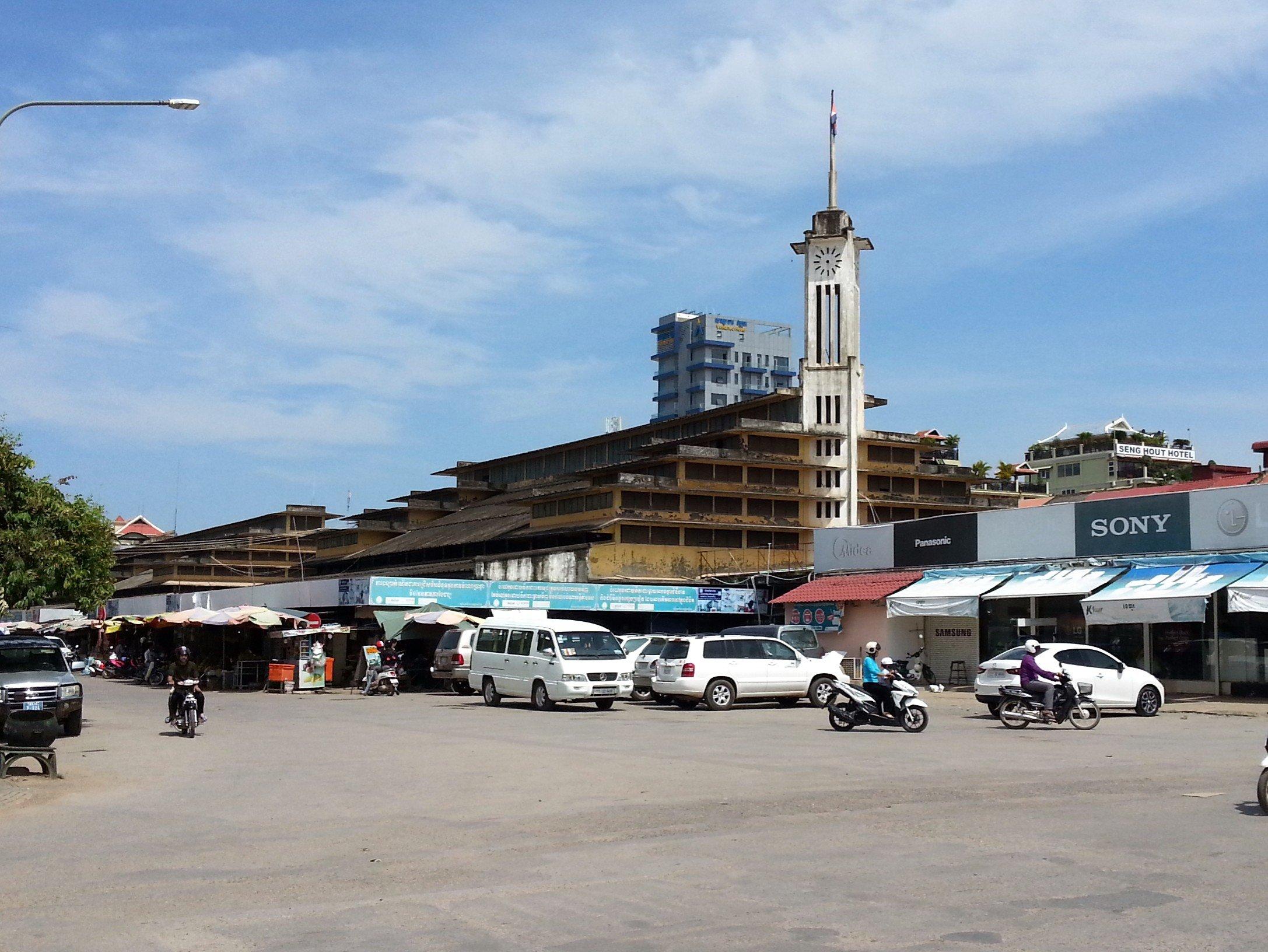 Pasar Nat in Battambang