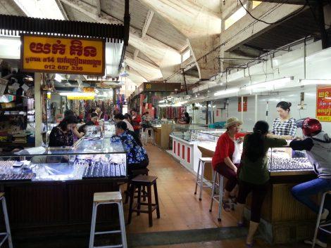 Silver on sale at Pasar Nat
