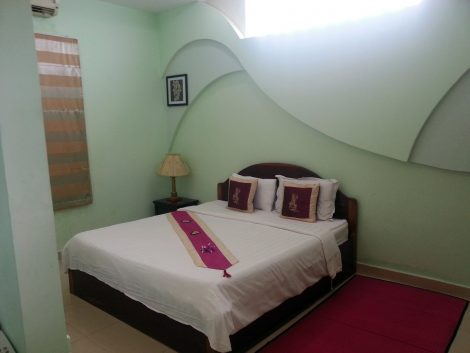 Standard room at the Succo Gene Palace Boutique Hotel