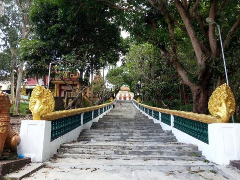 Wat Leu in Sihanoukville