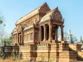 Phnom Srei near Kampong Cham