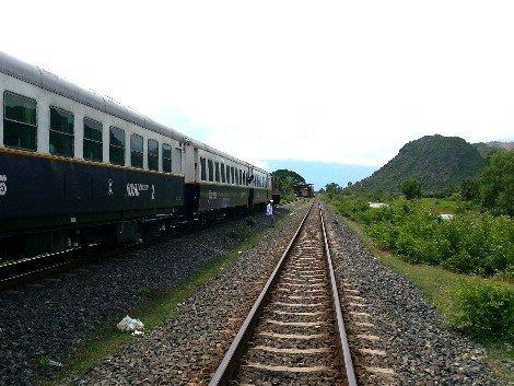 Cambodia Train Service