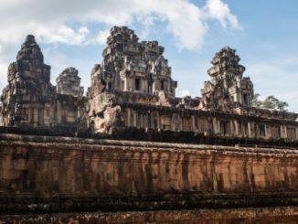 Ta Keo Temple in Siem Reap