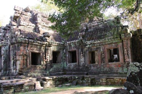 Banteay Kdei Temple near Siem Reap
