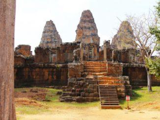 East Mebon near Siem Reap