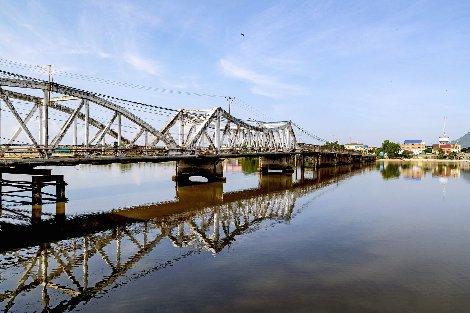 Kampot Railway Bridge