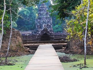 Neak Pean Temple near Siem Reap