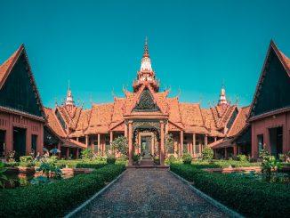National Museum of Cambodia in Phnom Penh